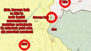 Afrin, Burseya Dağı ve Kilis'ten Şehit Haberleri Geldi