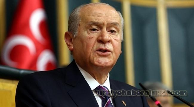 Bahçeli'den CHP ve HDP'ye İttifak Önerisi