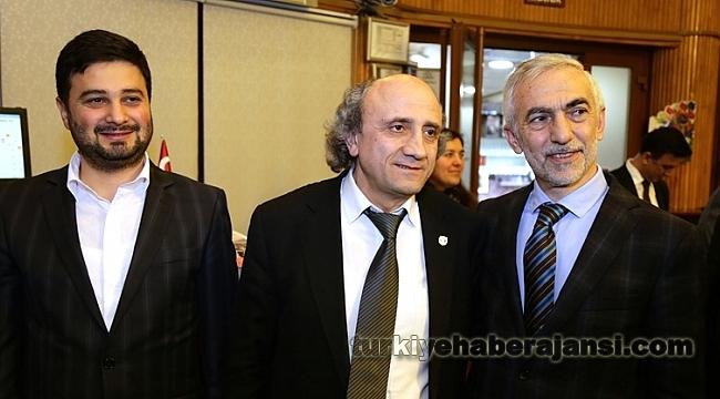 Başkan Kılıç Basın ve Sanat Camiası ile Buluştu