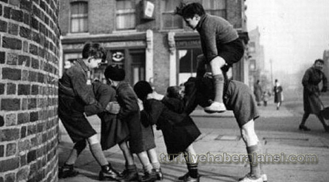 Çocuk Oyunları Kültürdür Eğitimdir...