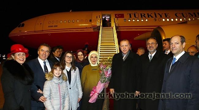 Cumhurbaşkanı Erdoğan Roma'da
