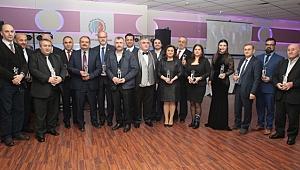 Ekopazar'ın Yapımcısı Şeref Özata'ya Almanya'dan Ödül