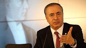 Galatasaray Başkanı PFDK'ya Sevk Edildi