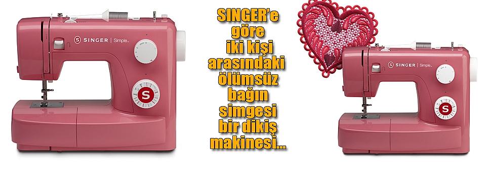 Sevgililer Günü'nde SINGER İle Pembe Düşler