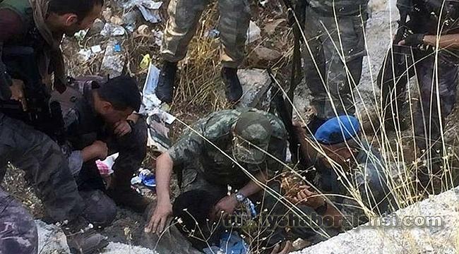 Suikastçıları Yakalayan O Özel Tim Afrin'de