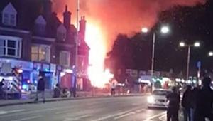 Türklerin Yoğun Yaşadığı kentte Patlama: 4 Ölü