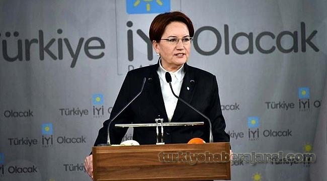 Akşener: Sakın Sizi, Gezi'de de FETÖ Aldatmış Olmasın