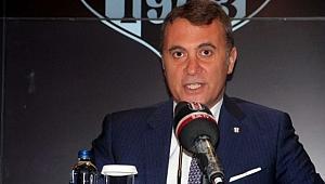 Beşiktaş Başkanı Fikret Orman: 'Şampiyon Olacağız'