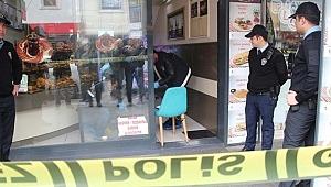 Beşiktaş'taki Restoranda Döner Bıçaklı Kavga! 1 Yaralı