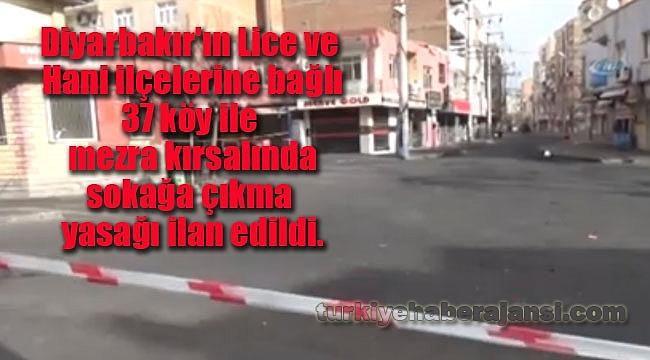Diyarbakır ve Tunceli'de Operasyon!