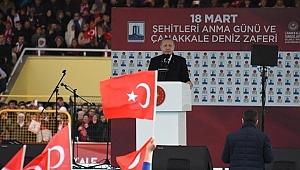 Erdoğan: Afrin Şehir Merkezi Kontrol Altına Alınmıştır
