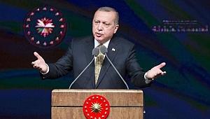 Erdoğan İyilik Ödülleri Töreninde Konuştu