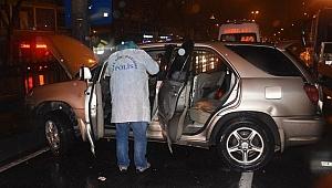 Ermenistan Plakalı Araç Kaza Yaptı! Bir Ölü, 4 Yaralı