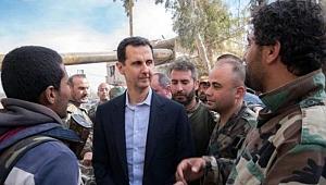 Esad Geniş Çaplı Operasyona Hazırlanıyor