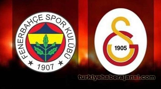 Fenerbahçe ve Galatasaray'a PFDK Şoku!