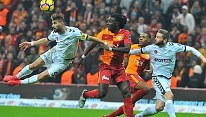 Galatasaray Gümüş Golle Kazandı!