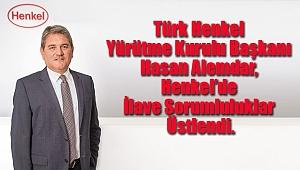 Hasan Alemdar Henkel'de Yeni Sorumluluklar Üstlendi