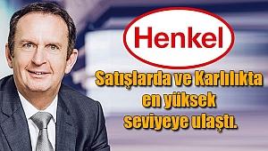 HENKEL'de Satışlar 20 Milyar Euro'nun Üstüne Çıktı