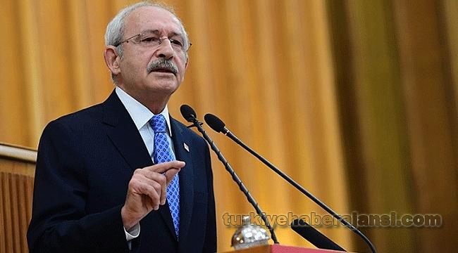 Kılıçdaroğlu: 'Bu Teklif Sopalı Seçim Hazırlığıdır'