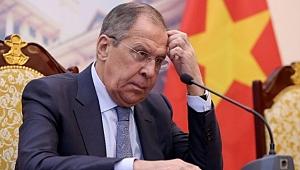 Lavrov Hedef Gösterdi: Şantaj Yapıyorlar