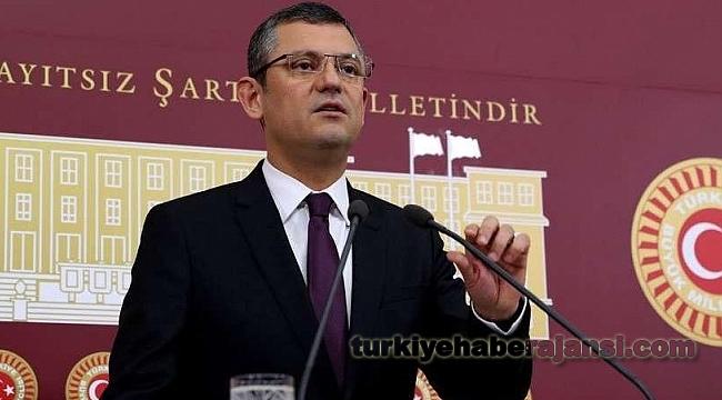 Özgür Özel: AKP-MHP İttifakı Yüzde 45'i Geçemiyor