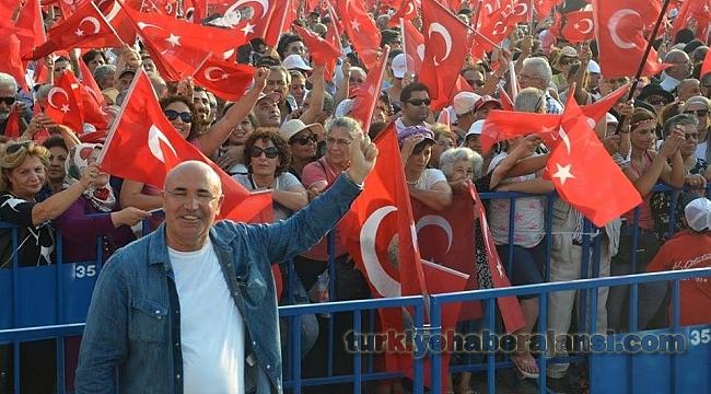 Tanal, İstanbul'a Aday Olduğunu Açıkladı