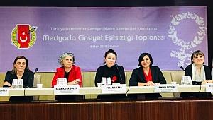 TGC Medyada Cinsiyet Eşitsizliği Bilgilendirme Toplantısı düzenledi