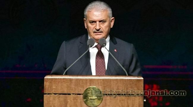 Yıldırım: Afrin'in Büyük Kısmı Kontrol Altına Alındı