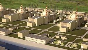 6 Maddede Akkuyu Nükleer Santrali