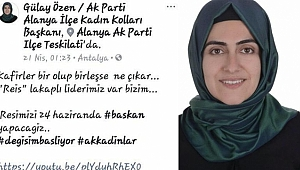 AKP'li Başkan Muhaliflere 'Kafirler' Dedi