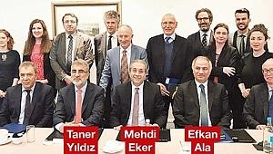 AKP, 'PKK'lı' Denilen Kuruluşu Ziyaret Etti