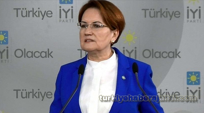 Akşener: 'Şanlı Ordumuz 'Televoleye' Malzeme Oldu'