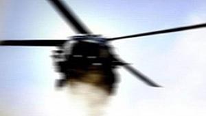 Almanya'da Askeri Bir Helikopter Düştü