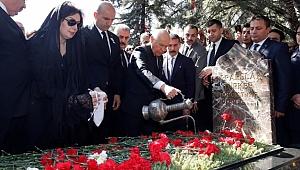 Alparslan Türkeş, Mezarı Başında Anıldı