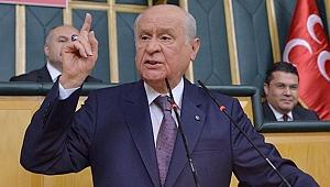 Bahçeli: Gül'ün Başbakan'ın İkazlarına Uyması Lazım