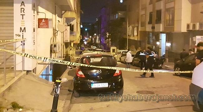 Bahçelievler'de Kahvehaneye Silahlı Saldırı