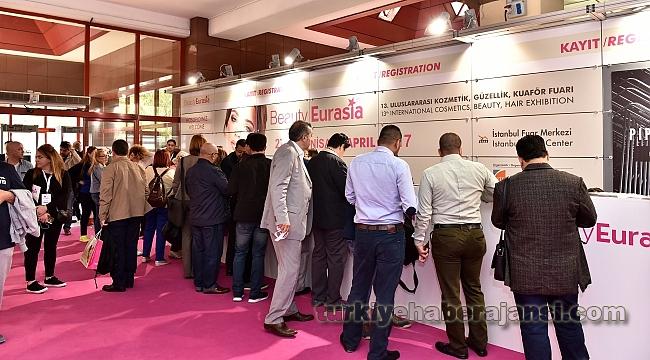 BeautyEurasia Fuarı 36 ülkeden 320 Katılımcıyı Ağırlayacak