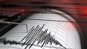 Bodrum Açıklarında Korkutan Deprem!