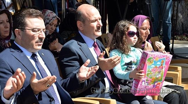 Cebeci, Karşıyaka ve Gölbaşı Polis Şehitliklerinde Anma Töreni