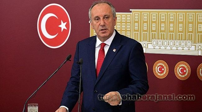 CHP'li İnce: Her Parti Kendi Adayını Göstermeli