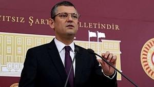 CHP'li Özel'den Cumhurbaşkanı Adayı Açıklaması