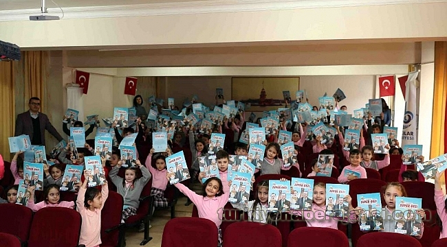 Çocuklar Süper Gezi'yle Helikopter Turu Yapacak