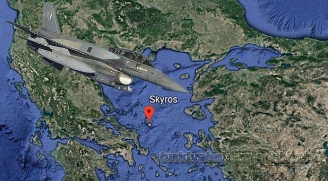 Ege'de Yunan Jeti Düştü