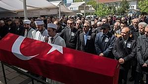 Ercan Vuralhan Son Yolculuğuna Uğurlandı