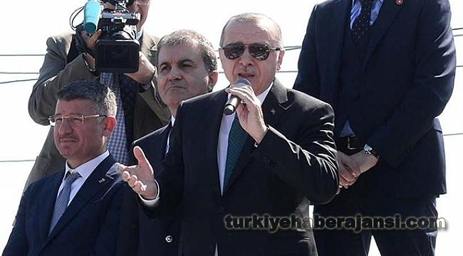 Erdoğan'dan Netanyahu'ya Sert Sözler