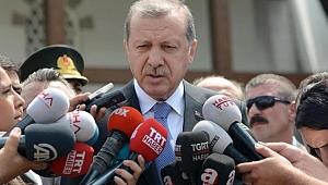 Erdoğan'dan Olaylı Derbiyle İlgili Açıklama