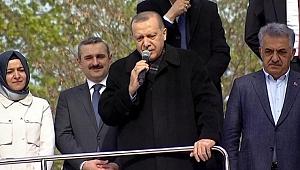 Erdoğan: Finans Sektörü İçin Sert Konuştu
