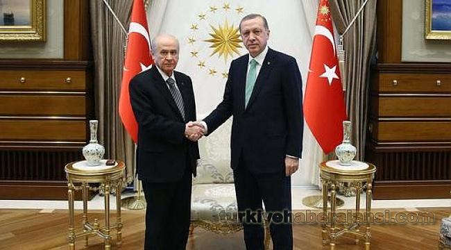 Erdoğan ve Bahçeli'yi Üzecek Bir Anket Daha Yayınlandı