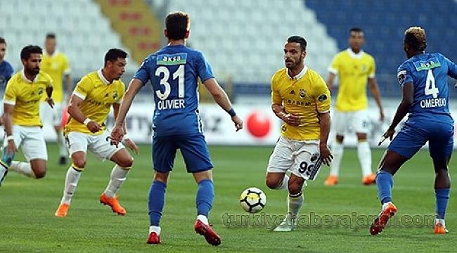 Fenerbahçe, Kasımpaşa Engelini 3 Puanla Geçti