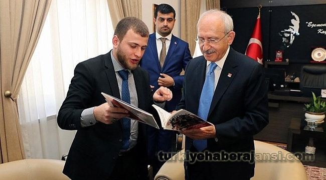 Genç İmam Hatipliler, Kılıçdaroğlu Ziyaretini Anlattı